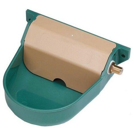 Abreuvoir automatique en plastique pour chiens 20x22x10 cm