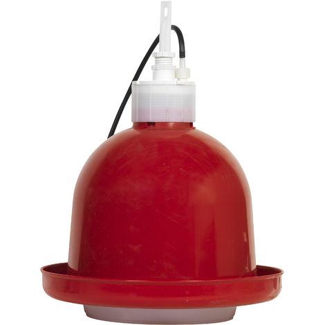 Abreuvoir automatique poule Ukal rouge