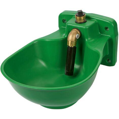 Abreuvoir chauffant en plastique avec vanne HP20 avec chauffage auxiliaire du tuyau - 31W - 230V