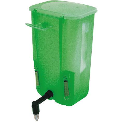 Abreuvoir en plastique avec pipette 1L