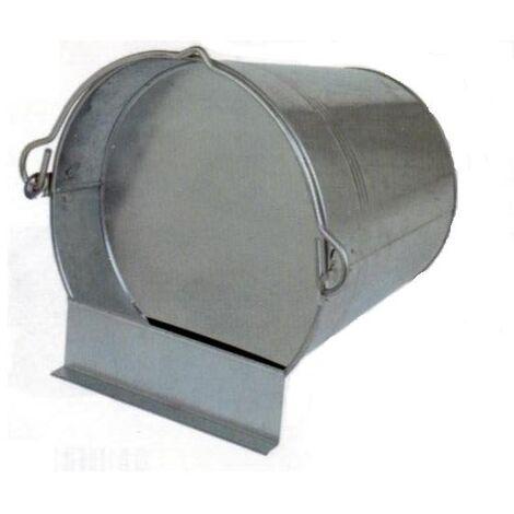 Abreuvoir galvanisé seau 12 litres