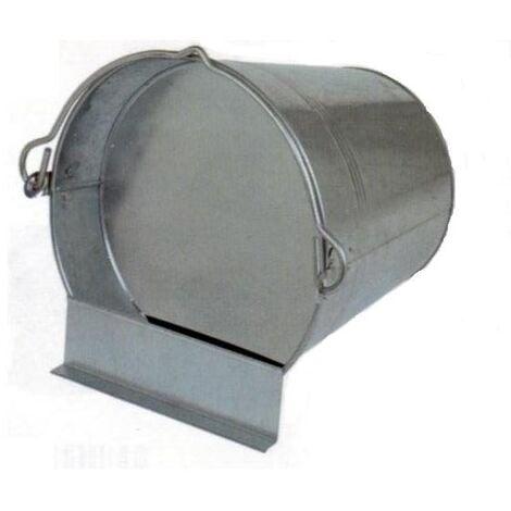Abreuvoir galvanisé seau 7 litres