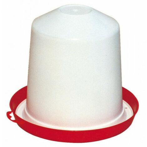Abreuvoir siphoïde polypro pour volailles Kerbl 10 litres