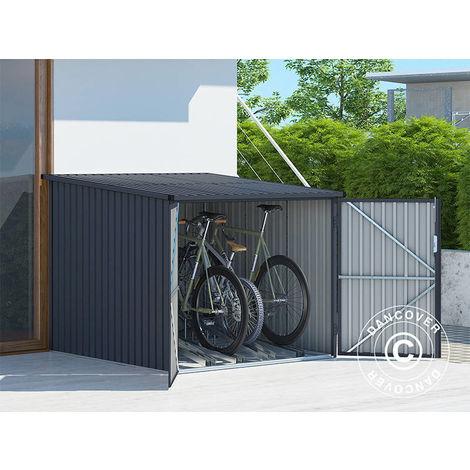 Abri á vélos 2,03x1,98x1,57m ProShed®, Anthracite