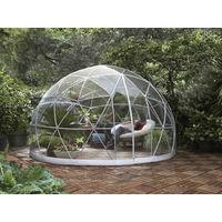 Abri bulle de jardin et spa GARDEN IGLOO 360x220cm