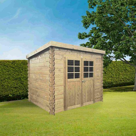Abri de jardin JENA 2980 x 2480