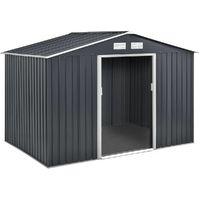 """Abri de jardin métal """"Vegas"""" - 5,29 m²"""