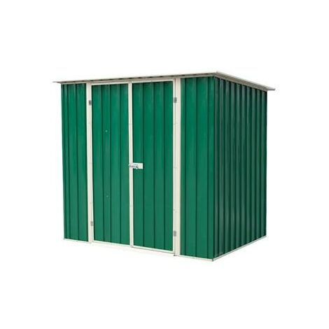 Abri de jardin métallique 2.25 m2