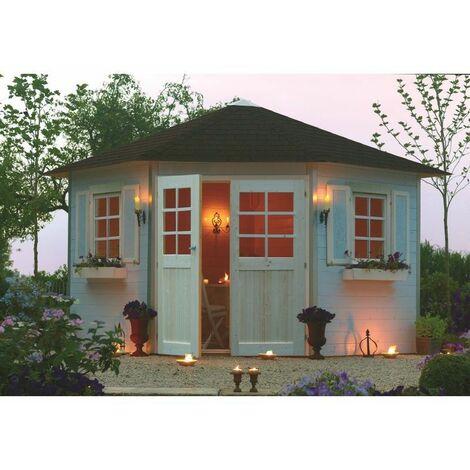 Abri de jardin NANCY 3050X3050