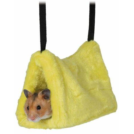 Abri douillet pour hamsters - 9 x 12 x 16 cm