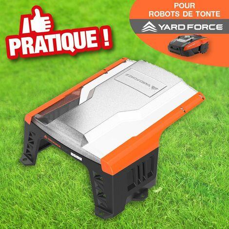 Abri / Garage pour robots de tonte Yard Force.
