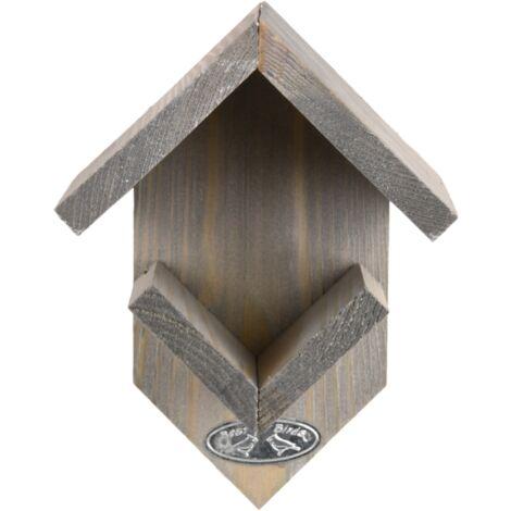 Abri oiseaux - Espace beurre de cacahuète- l 13 cm x l 15 cm x H 19,5 cm