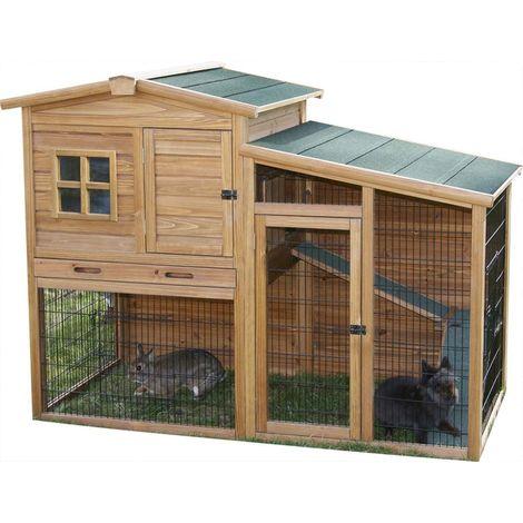 Abri poules ou lapins Fortunea
