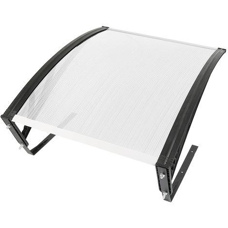 Abri pour Robot Tondeuse Protection Garages toit protection solaire pour robots tondeuses Transparent Toit Carport pour Tondeuses