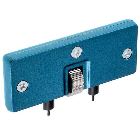 Abridor de reloj ajustable, herramienta de caja trasera Presione Llave extractora de cierre