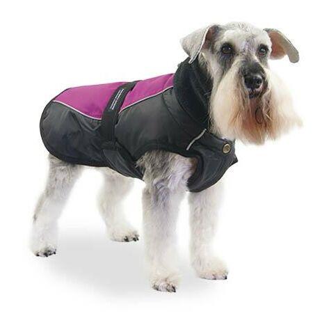 Abrigo para perros +Trek Breathe Comfort Fucsia disponible en varias opciones