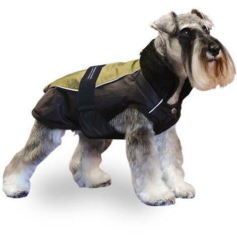 Abrigo para perros +Trek Breathe Comfort Verde disponible en varias opciones