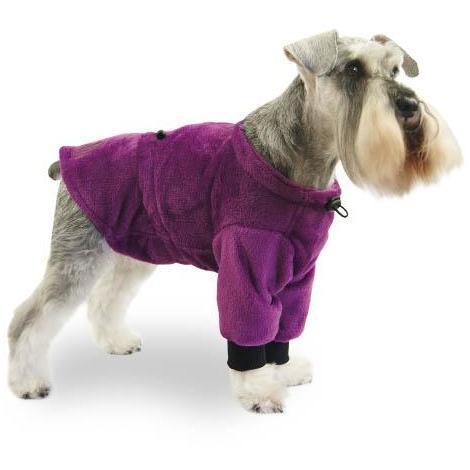 Abrigo Runner lila disponible en varias opciones