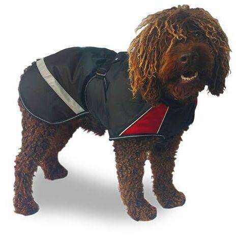 Abrigo y capa impermeable para perros Street Breathe Comfort disponible en varias opciones