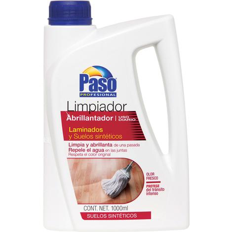 Abrillantador Laminados - PASO - 700401 - 1 L