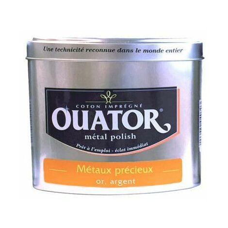 Abrillantadora de metales OUATOR - Metales preciosos - 75g