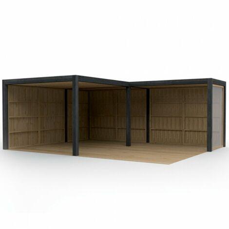 Abris de voiture - Garantie 15 ans - x 508,6 cm - 0 m²