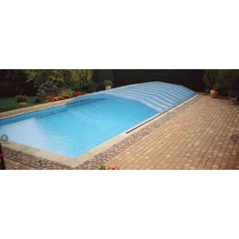 Abris pour piscine 3m x 7m