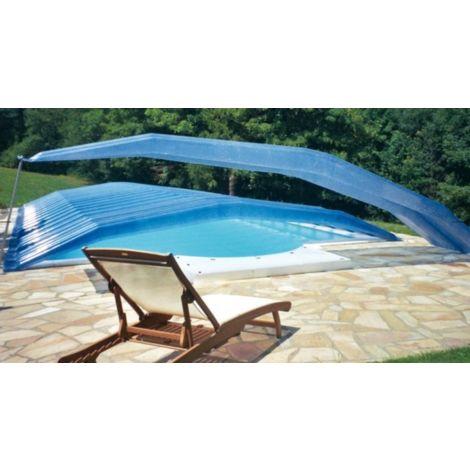 Abris pour piscine 6m x 12m