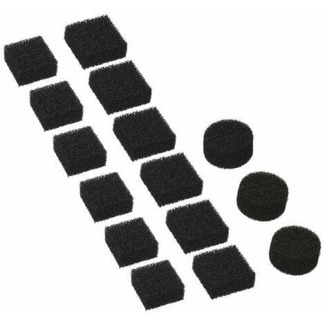 ABS Geruchsfilter Aktivkohlefilter Set zu Sanimax/Nirolift/Piranhamat 100+120 62665322