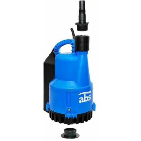 ABS Tauchpumpe Robusta 300 WTS Schmutzwasserpumpe (bedingt als Flauchsauger einsetzbar) 01135068