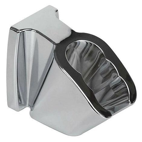 ABS-Wandbrausehalter chrom - mit 3-fach Verstellung - 3590562