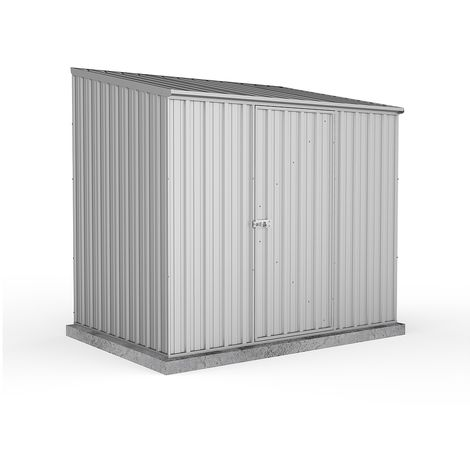 Absco Metal Shed 2.26m x 1.52m - (Zinc)