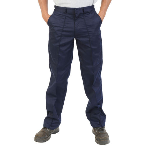 Absolute Apparel Mens Workwear Work Trousers