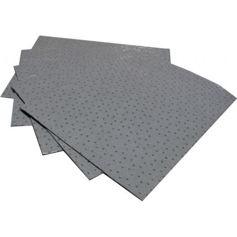 Absorbants huile 40 x 50cm, 5 serviettes
