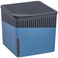 Absorbeur d'humidité Cube 1000 g bleu - Dim : 16,5 x 15,7 x 16,5 cm -PEGANE-
