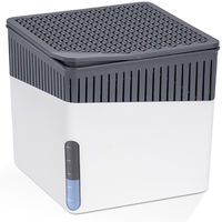 Absorbeur d'humidité Cube 1000 g Recharge Orange - Dim : 12 x 5 x 12 cm -PEGANE-