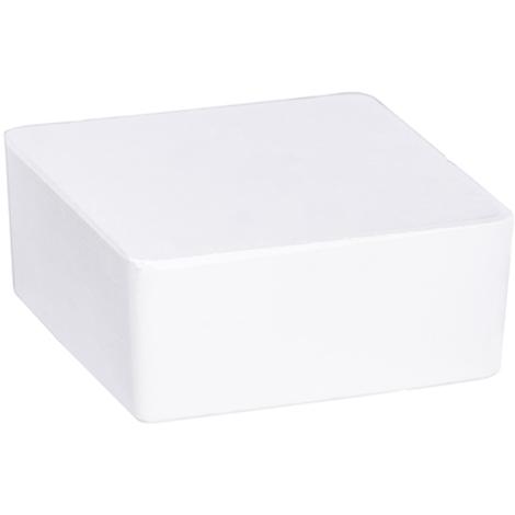 Absorbeur d'humidité Cube 500 g beige - Dim : 13 x 13 x 13 cm -PEGANE-
