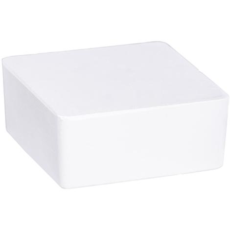 Absorbeur d'humidité Cube 500 g gris - Dim : 13 x 13 x 13 cm -PEGANE-