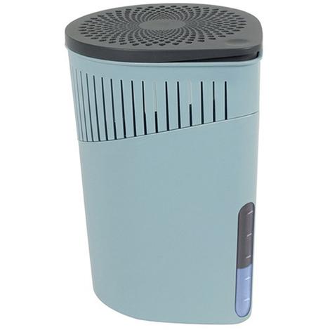 Absorbeur d'humidité De luxe Drop 1000g coloris Turquois - Dim : Ø 15 x 23 cm -PEGANE-