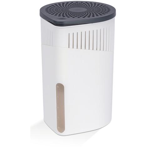 Absorbeur d'humidité Drop 1000 g blanc - Dim : ø 15 x 23 cm -PEGANE-