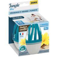 Absorbeur d'humidité Jungle mini 45gr Vanille