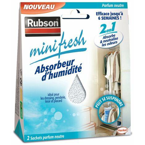 Absorbeur d'humidite minifresh rubson