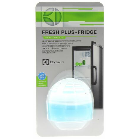 Absorbeur d'odeurs gel igloofresh pour Refrigerateur, Bloc evier