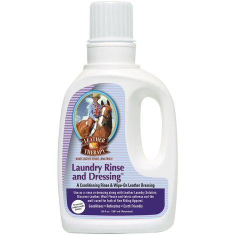 Absorbine Leather Therapy Laundry Rinse And Dressing Liquid (591ml) (May Vary)