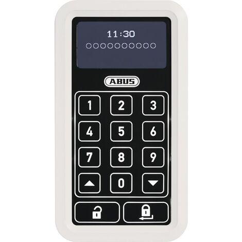 ABUS 10125 Funk-Tastatur HomeTec Pro CFT3000W weiß weiß