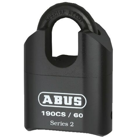 Abus 190CS/60C Combination Padlock