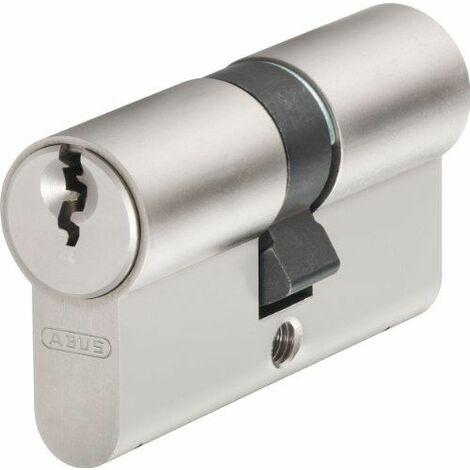 ABUS 598081 E30NP Cylindre de serrure avec 5 clés 30 x 35mm