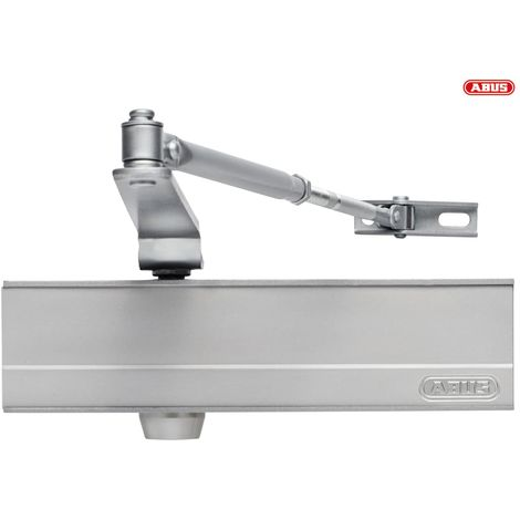Abus AC7124 Overhead Door Closer Silver