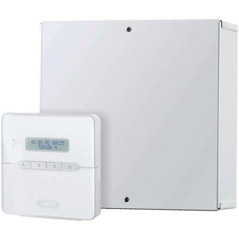 ABUS AZ4000 Terxon SX Alarmzentrale Alarmzonen 8x Drahtgebunden, 1x Sabotagezone D39867