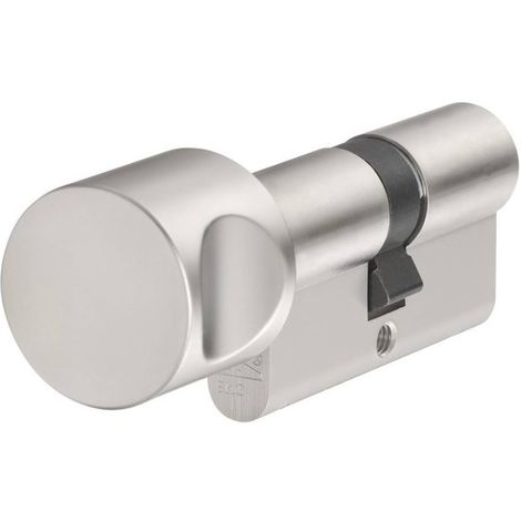 Abus demi cylindre de serrure E60 10/30